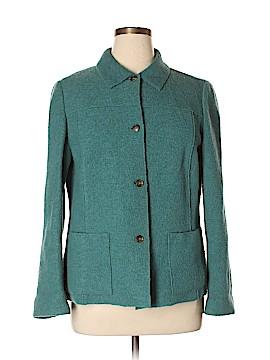 Lands' End Wool Coat Size 16