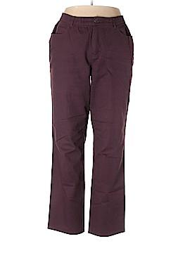 Cj Banks Casual Pants Size 16w