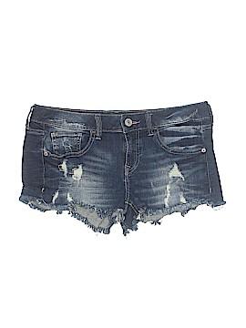 Express Denim Shorts Size 6