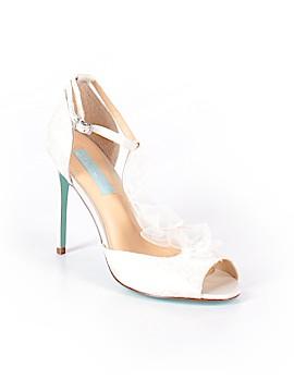 Betsey Johnson Heels Size 8 1/2