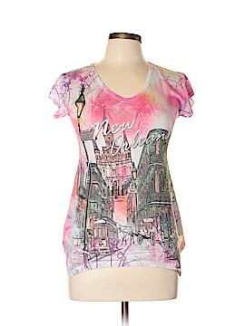 Miss Posh Short Sleeve T-Shirt Size M