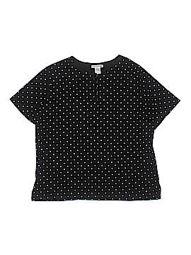 Rebecca Malone Short Sleeve Henley Size XL