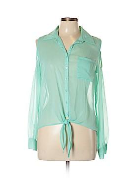 Lottie & Holly Long Sleeve Blouse Size L