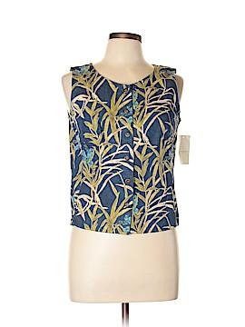 Liz Claiborne Short Sleeve Button-Down Shirt Size M