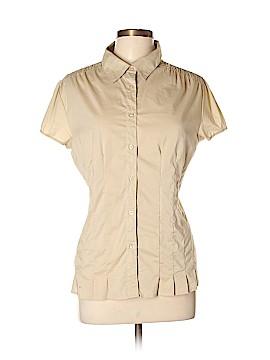 A.n.a. A New Approach Short Sleeve Button-Down Shirt Size XL