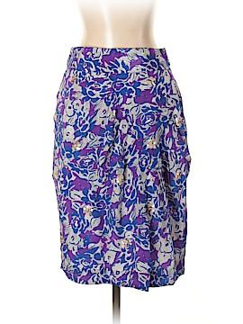 Fei Silk Skirt Size 4