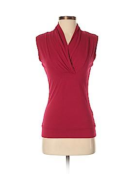Carole Little Sleeveless Blouse Size S