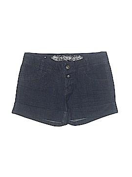 Express Denim Shorts Size 4