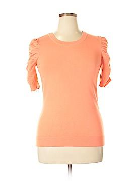 INC International Concepts 3/4 Sleeve Top Size XL