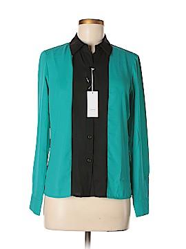 Arrow Long Sleeve Blouse Size M