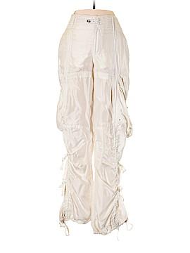 Ralph Lauren Black Label Silk Pants Size 6