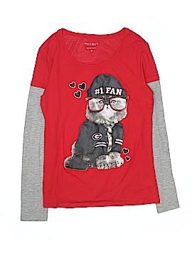 5th & Ocean Long Sleeve T-Shirt Size 20