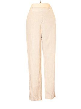 Banana Republic Linen Pants Size 8 (Tall)