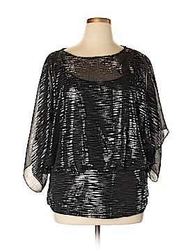 DressBarn 3/4 Sleeve Blouse Size 16