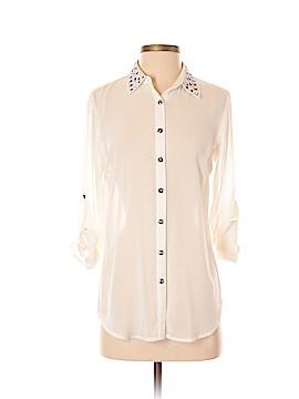 American Rag Cie Long Sleeve Blouse Size S