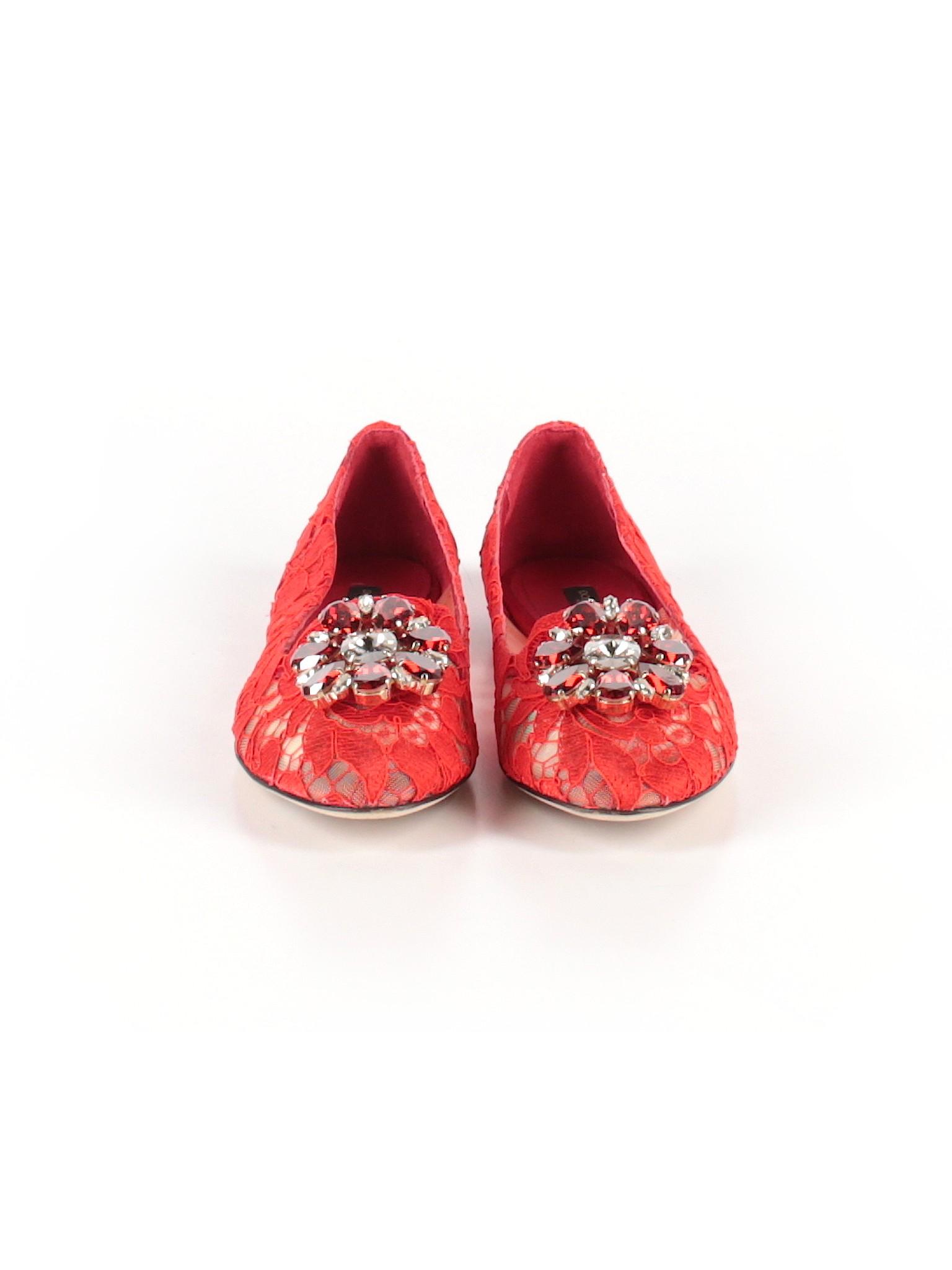 promotion Boutique Flats Dolce amp; Gabbana 8vgxwxfqa
