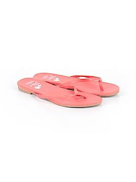 Jellypop Flip Flops Size 9