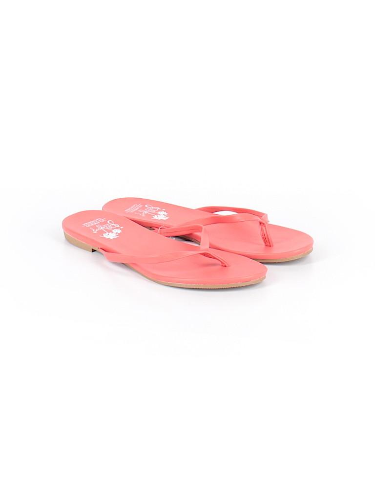 Jellypop Women Flip Flops Size 10
