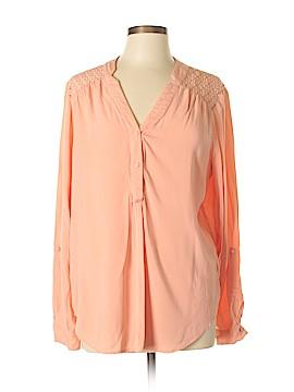 ModCloth Long Sleeve Blouse Size XL