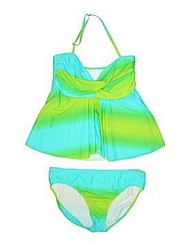 Marilyn Monroe Two Piece Swimsuit Size L