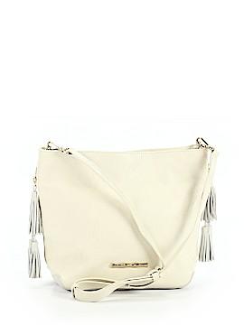 Elaine Turner Leather Crossbody Bag One Size