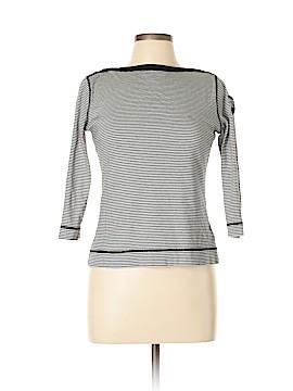L-RL Lauren Active Ralph Lauren 3/4 Sleeve Top Size M