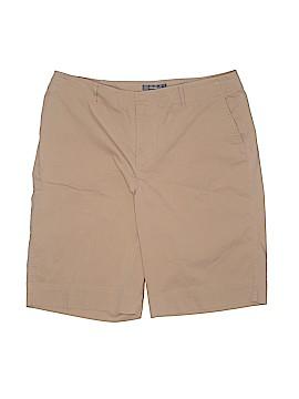 Liz Claiborne Khaki Shorts Size 16