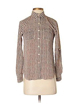 Ann Taylor LOFT Outlet Long Sleeve Blouse Size XS (Petite)