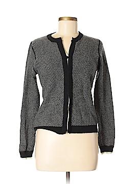 Sutton Cashmere Wool Cardigan Size M