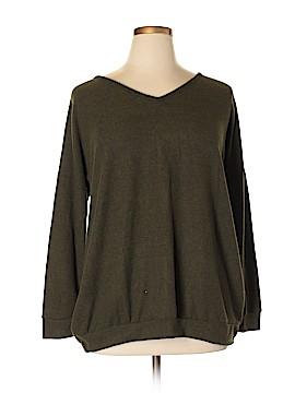 Amaryllis Pullover Sweater Size 1X (Plus)
