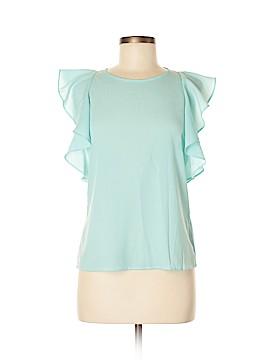 Banana Republic Factory Store Short Sleeve Blouse Size S