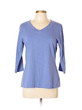 Danskin Now 3/4 Sleeve T-Shirt Size XL