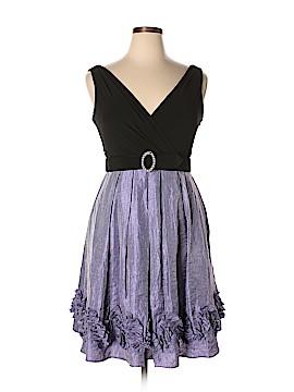 R&M Richards Cocktail Dress Size 12 (Petite)