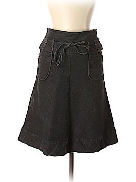 Mon Petit Oiseau Denim Skirt Size 8