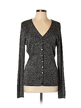 Casual Corner Silk Cardigan Size XL