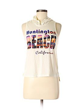 Bear Dance Sleeveless T-Shirt Size S