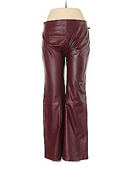 Ferre Leather Pants Size 46 (IT)