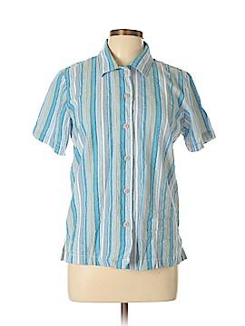 Blair Short Sleeve Button-Down Shirt Size S
