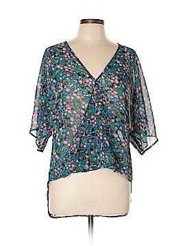WAYF 3/4 Sleeve Blouse Size L