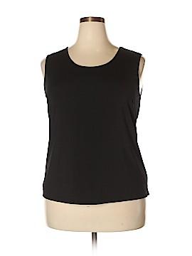 Joan Rivers Sleeveless Top Size XL
