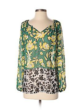 Karen Kane Long Sleeve Blouse Size S