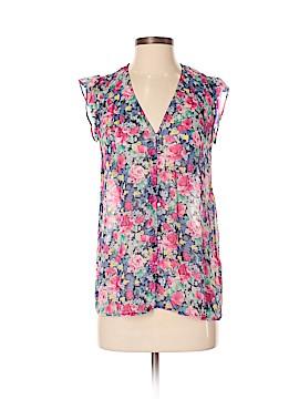 Josie Sleeveless Silk Top Size XXS