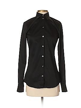 Banana Republic Long Sleeve Button-Down Shirt Size 2 (Tall)