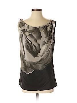 Robert Rodriguez Sleeveless Silk Top Size 2