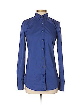 J. Crew Long Sleeve Button-Down Shirt Size XS (Tall)