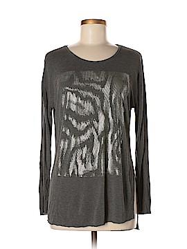 Zara W&B Collection Long Sleeve T-Shirt Size M