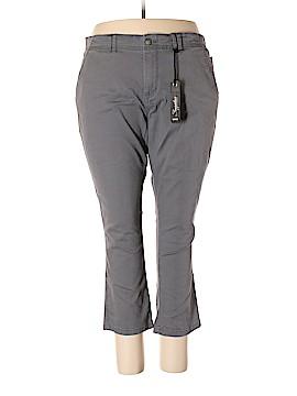 Supplies Khakis Size 22 (Plus)