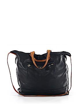 Linea Pelle Leather Satchel One Size