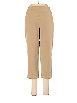Isaac Mizrahi LIVE! Khakis Size 16