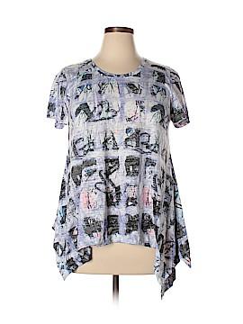 Chelsea & Theodore Short Sleeve T-Shirt Size XL